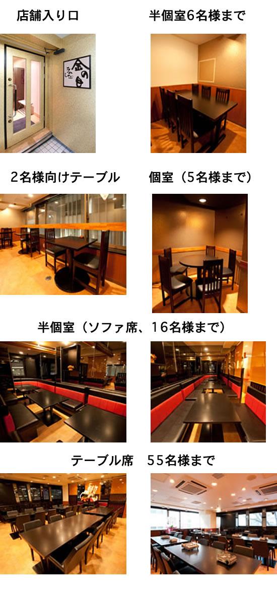 ラムしゃぶ金の目新宿店写真